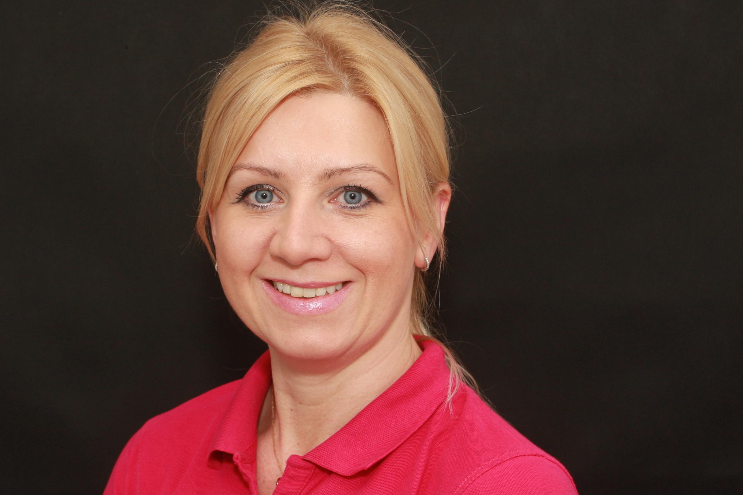Agnieszka Goss - asystentka stomatologiczna